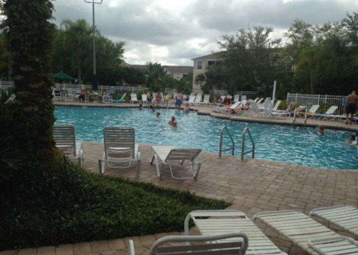 Luxury 3 bedroom condo close to Disney with access to resort facilities #39