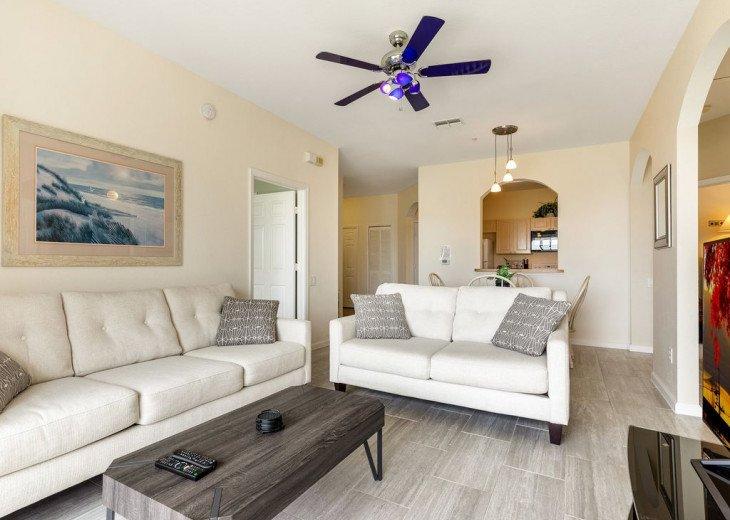 Luxury 3 bedroom condo close to Disney with access to resort facilities #4