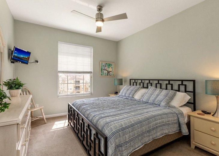 Luxury 3 bedroom condo close to Disney with access to resort facilities #26