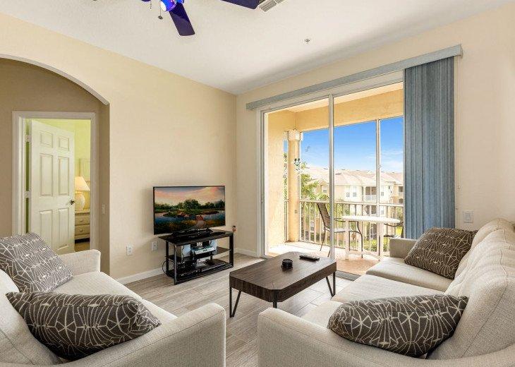 Luxury 3 bedroom condo close to Disney with access to resort facilities #14
