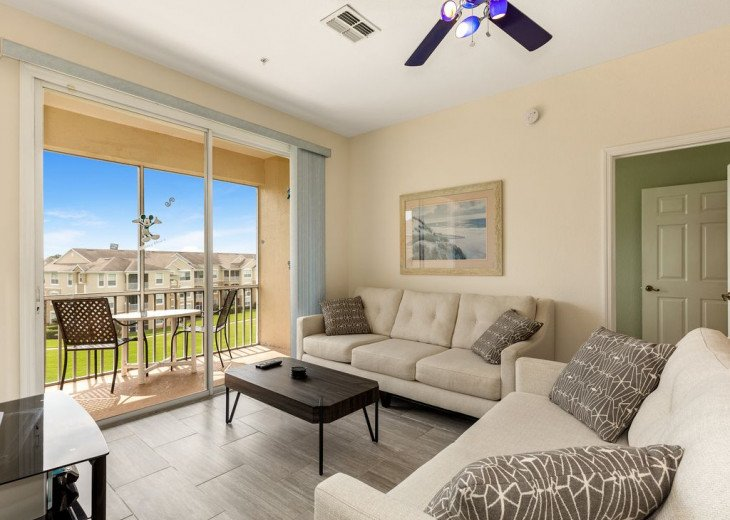 Luxury 3 bedroom condo close to Disney with access to resort facilities #6