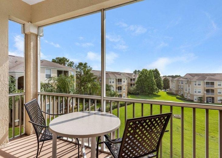 Luxury 3 bedroom condo close to Disney with access to resort facilities #3
