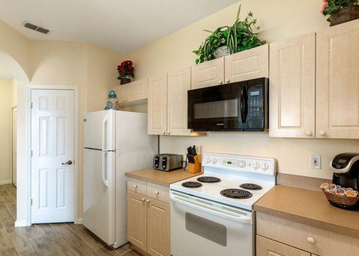 Luxury 3 bedroom condo close to Disney with access to resort facilities #12