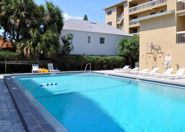 Villas Of Clearwater Beach - Unit A-5 #47