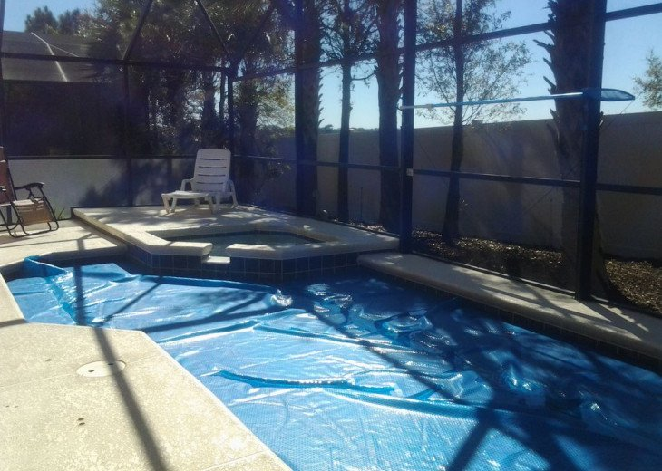 Disney/Orlando Vacation Rental - Beautiful 5 Bedroom bugalow pool Home #17