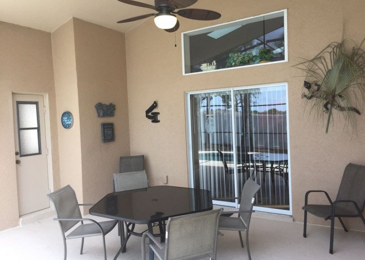 Disney/Orlando Vacation Rental - Beautiful 5 Bedroom bugalow pool Home #15