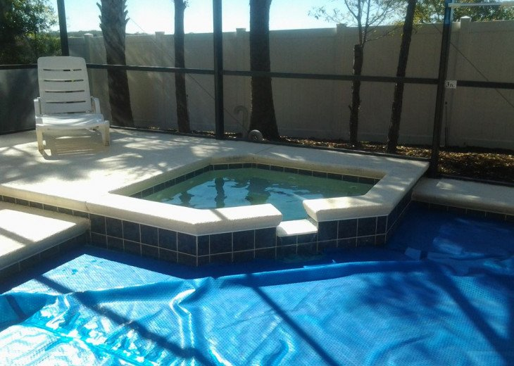Disney/Orlando Vacation Rental - Beautiful 5 Bedroom bugalow pool Home #18