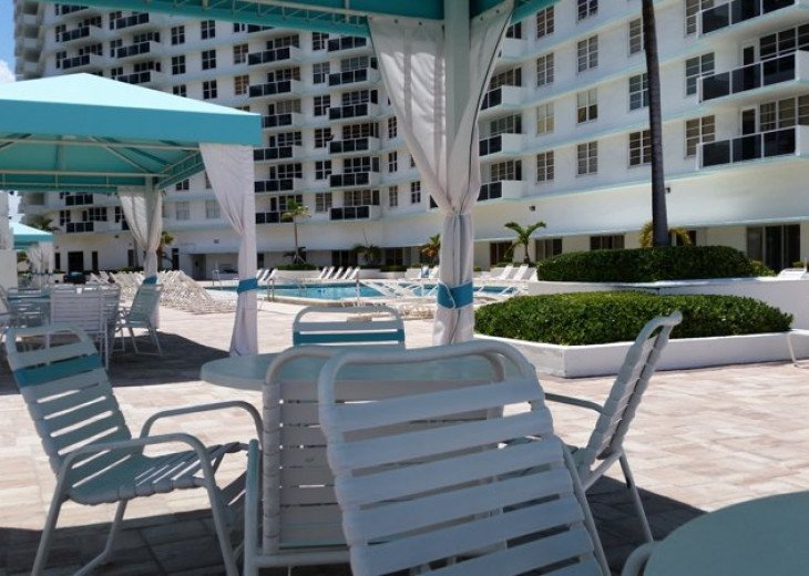 Ocean Front Condo In Sea Air Towers Hollywood #33