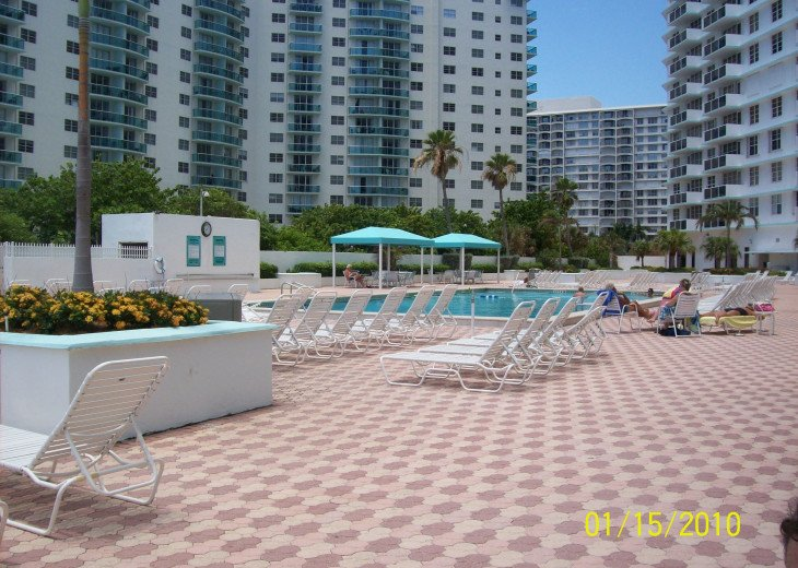 Ocean Front Condo In Sea Air Towers Hollywood #36