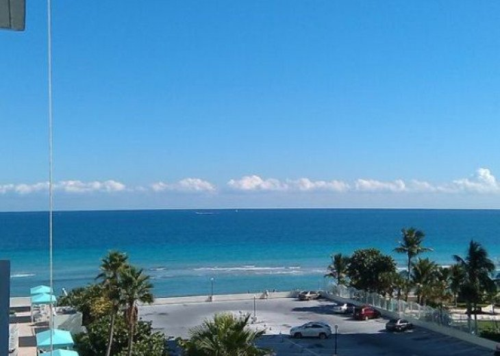 Ocean Front Condo In Sea Air Towers Hollywood #11