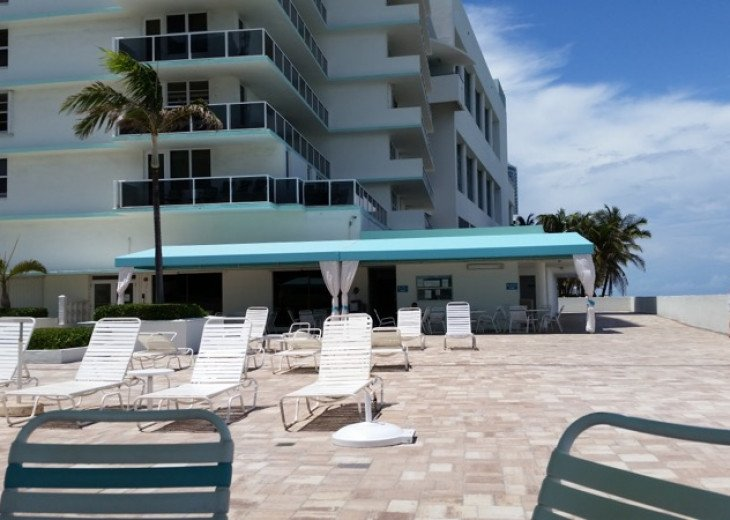 Ocean Front Condo In Sea Air Towers Hollywood #34