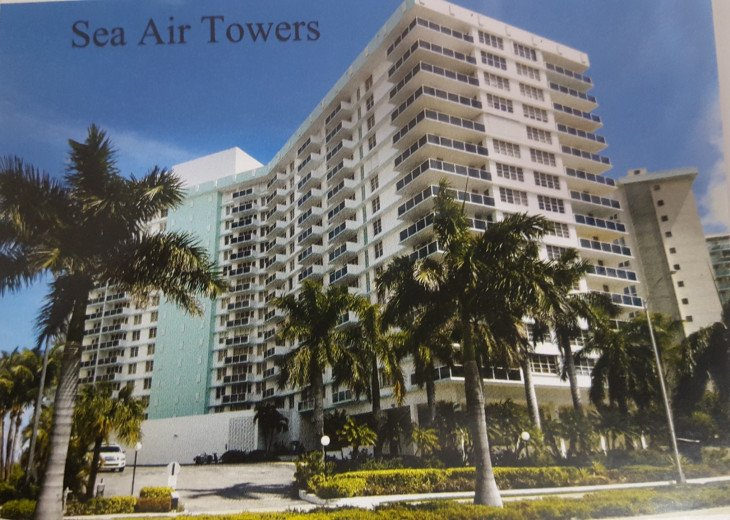 Ocean Front Condo In Sea Air Towers Hollywood #35