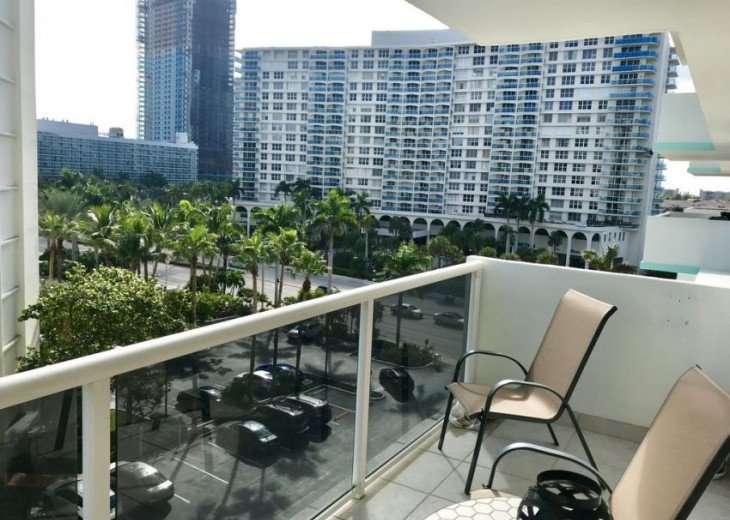 Ocean Front Condo In Sea Air Towers Hollywood #22
