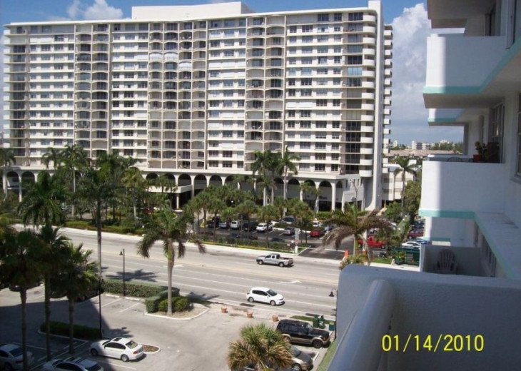 Ocean Front Condo In Sea Air Towers Hollywood #8