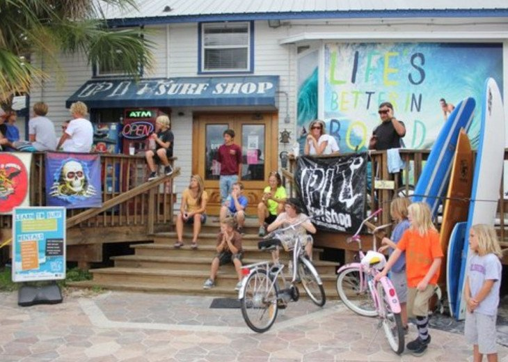 Ocean Music - Hear the Surf from Our Patio!!! #34