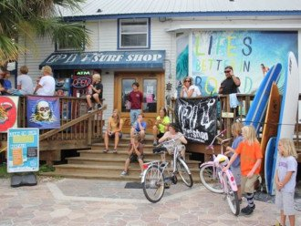 Ocean Music - Hear the Surf from Our Patio!!! #1