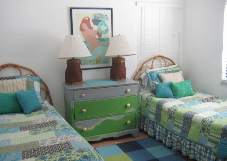 SU Casa - Sleeps 12/Charming and Colorful Gulf Front Home #5
