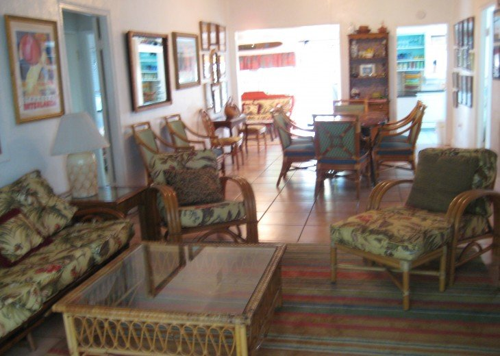 SU Casa - Sleeps 12/Charming and Colorful Gulf Front Home #7