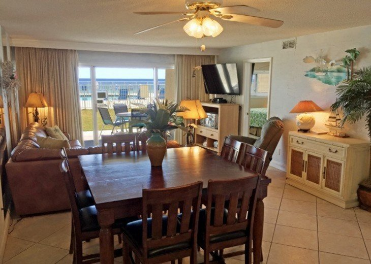 C104 Gorgeous Beach-Front Condo, located right on the gulf! #8