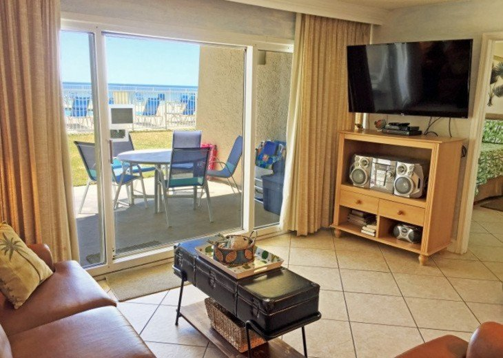 C104 Gorgeous Beach-Front Condo, located right on the gulf! #3