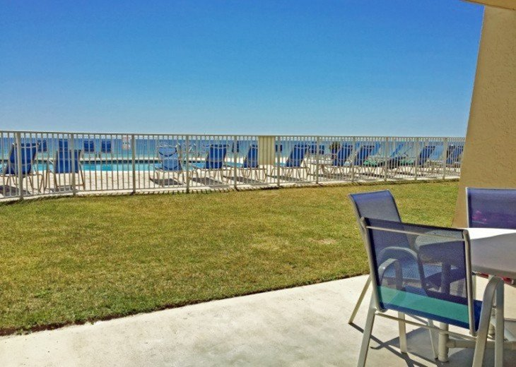 C104 Gorgeous Beach-Front Condo, located right on the gulf! #2