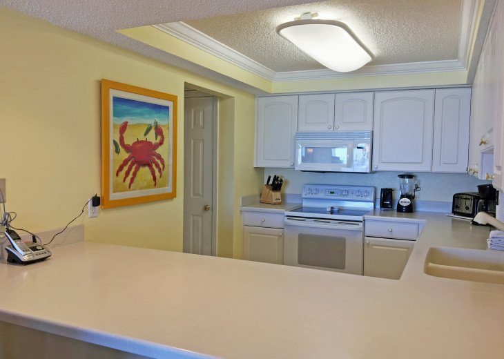 A403 Beach House, ON the beach!Tennis*Pools*Amazing Views & Perfect Location! #7