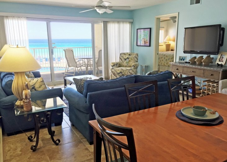 C204 Gulf Front, Amazing Views & Perfect Location! #8