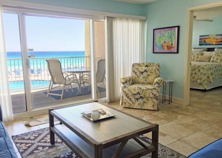 C204 Gulf Front, Amazing Views & Perfect Location! #2