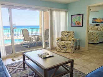 C204 Gulf Front, Amazing Views & Perfect Location! #1