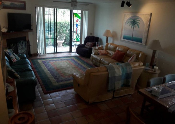 Ocean view Townhouse with private beach and river access #8