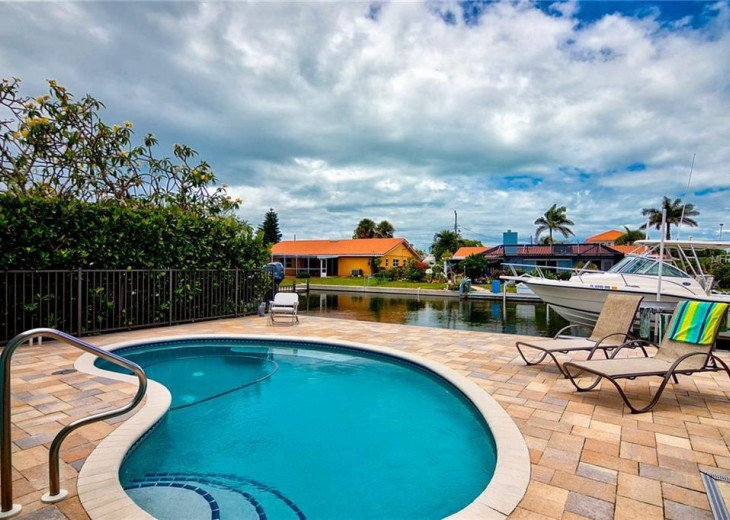 Anna Maria Paradise - Private Pool & Canal front home #4