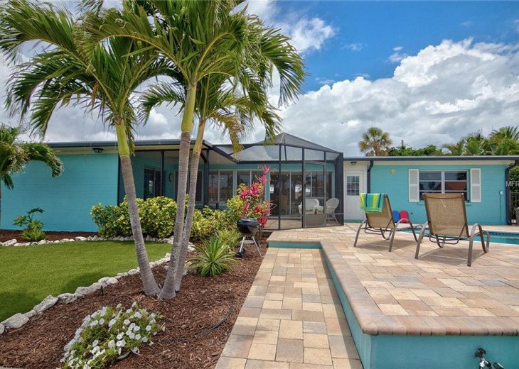 Anna Maria Paradise - Private Pool & Canal front home #5