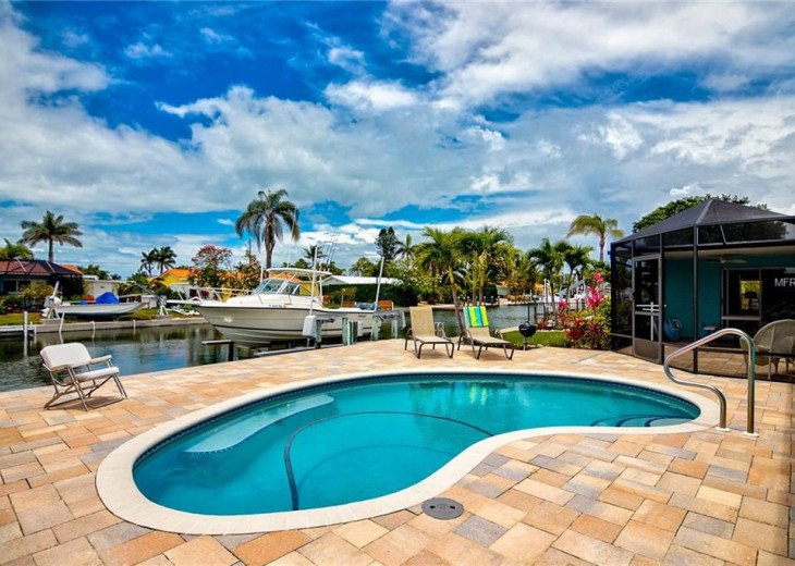 Anna Maria Paradise - Private Pool & Canal front home #7