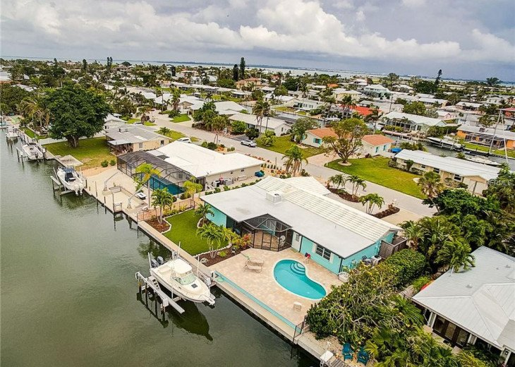Anna Maria Paradise - Private Pool & Canal front home #23
