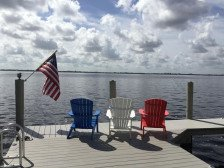 Amazing Views from this Gorgeous Waterfront 4BR Pool Home with Dockside Tiki Bar #1