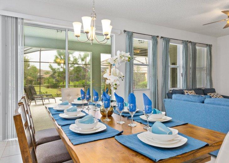 Beautiful 7 Bedroom Home Pool Home in Solterra Resort #14