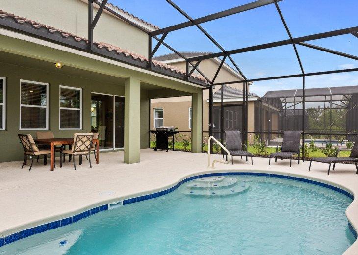 Beautiful 7 Bedroom Home Pool Home in Solterra Resort #18