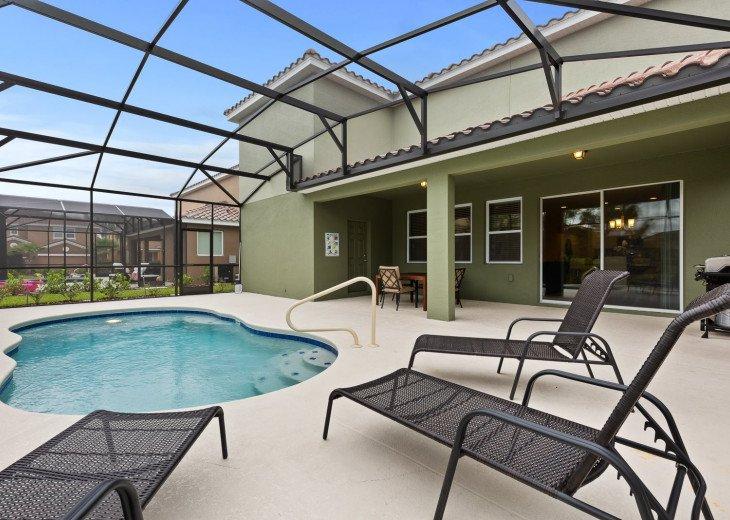 Beautiful 7 Bedroom Home Pool Home in Solterra Resort #2