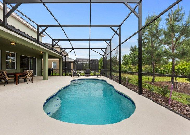 Beautiful 7 Bedroom Home Pool Home in Solterra Resort #58