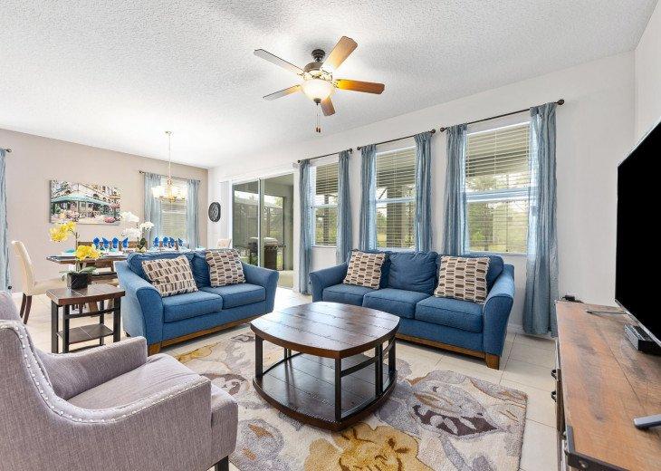 Beautiful 7 Bedroom Home Pool Home in Solterra Resort #6
