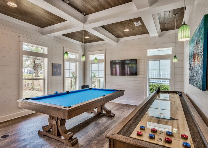 Chill Pill ALL NEW, private pool, free chair service for 6, SUPs, Pool Table #1