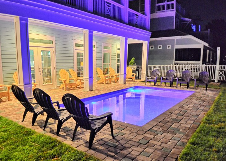 Chill Pill ALL NEW, private pool, free chair service for 6, SUPs, Pool Table #5