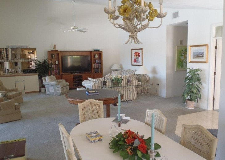 3 bedroom villa with private pool, overlooking golf course in Naples, Florida #11