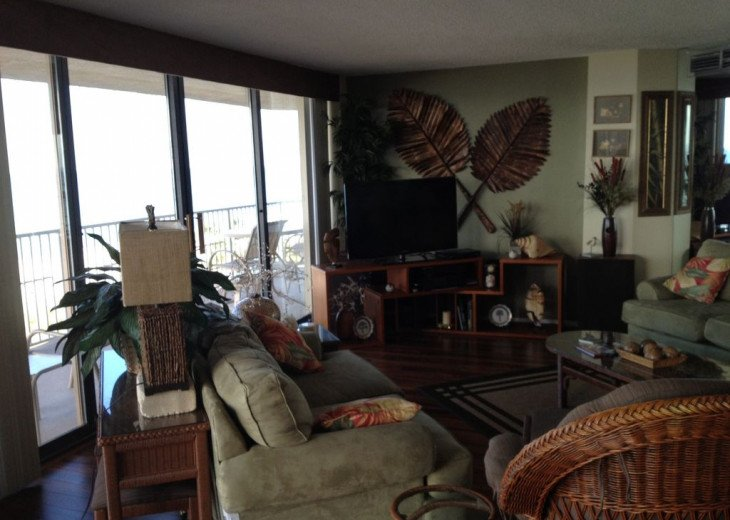 You Found It! Gulf Front 3BR/2BA #24