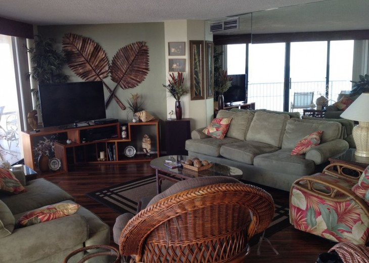 You Found It! Gulf Front 3BR/2BA #1