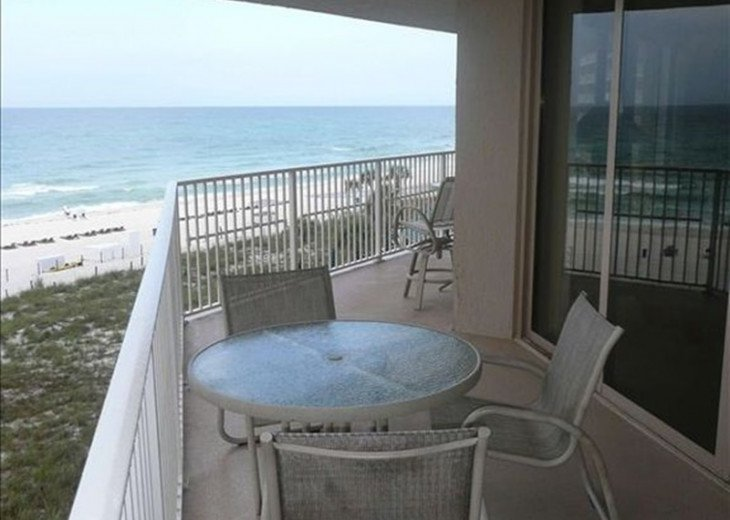You Found It! Gulf Front 3BR/2BA #11