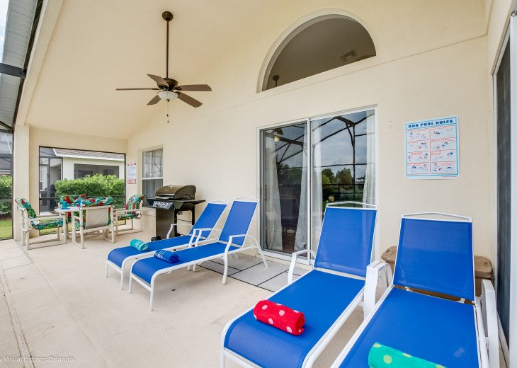 15% OFF 5 STAR VACATION RENTAL HOME ONLY 7 MILES TO DISNEY. GAME ROOM #48