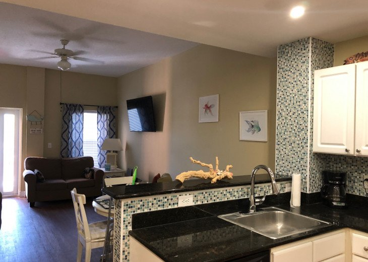 Coastal and Cozy Condo Overlooking Boca Ciega Bay #24