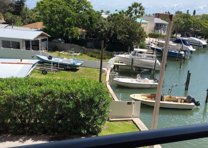 Coastal and Cozy Condo Overlooking Boca Ciega Bay #4