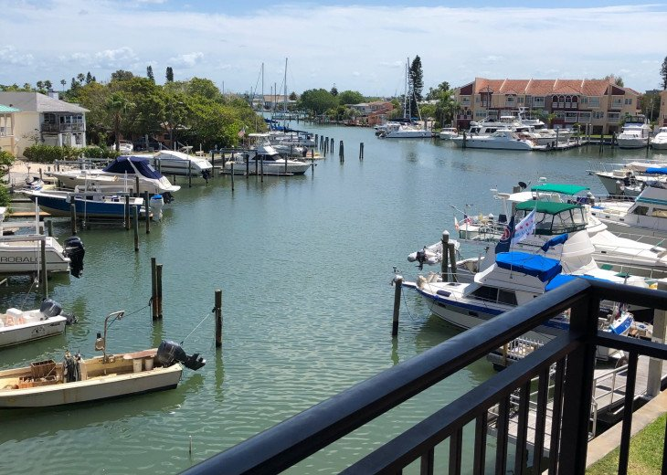 Coastal and Cozy Condo Overlooking Boca Ciega Bay #3